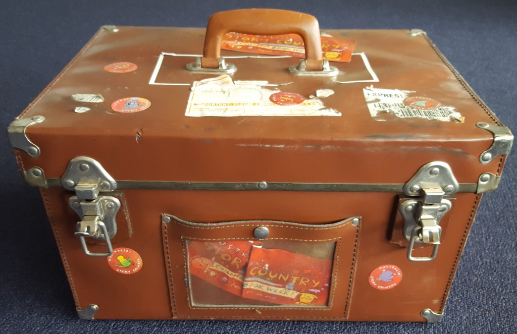 Book Week Suitcase